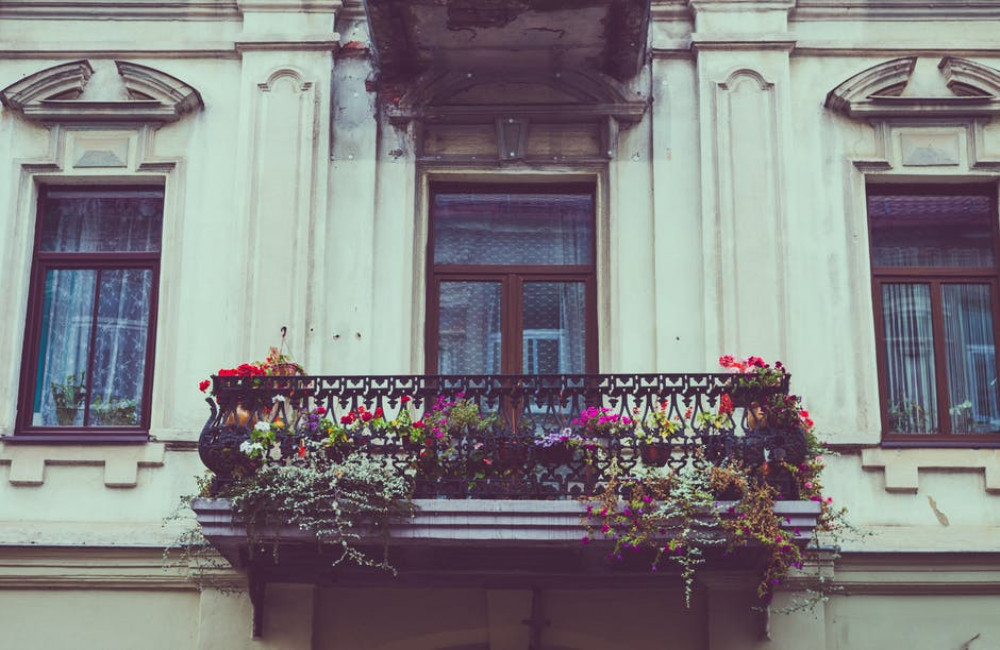 Kunstgras op balkon is ideaal